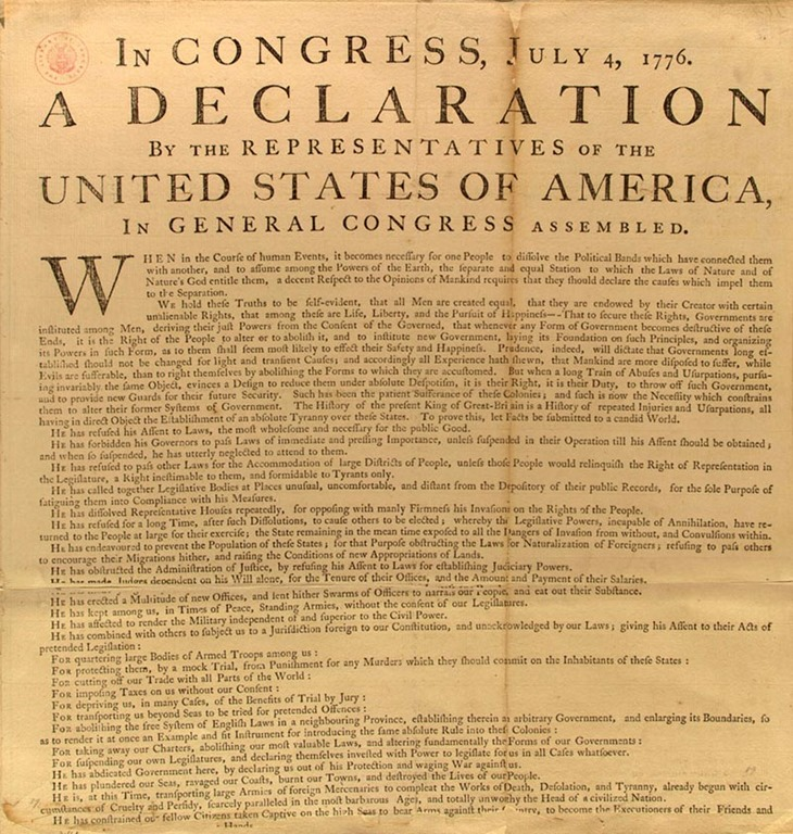 articles from confederation initially president