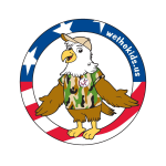 Billy Eagle vector image