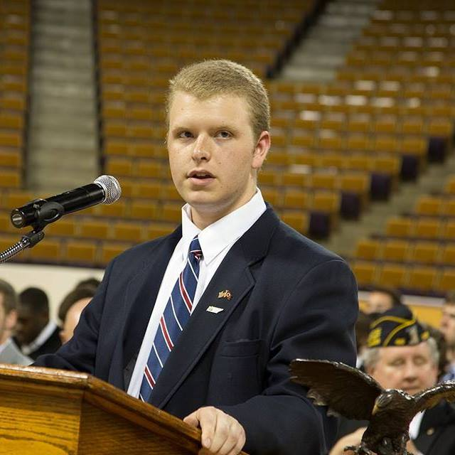 Joshua Anderson Lieutenant Governor Boys State