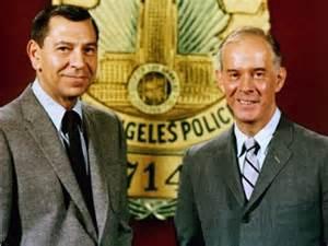 Dragnet detectives
