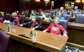 Field Trip to Supreme Court Indianapolis by Brendan